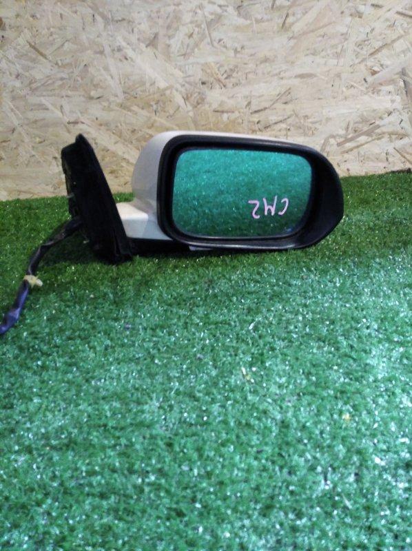 Зеркало Honda Accord CM2 переднее правое (б/у)