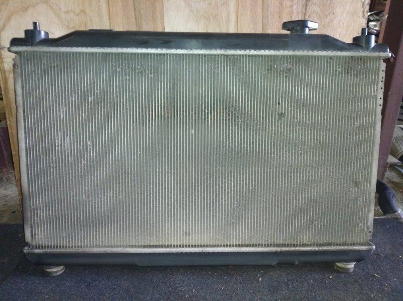 Радиатор охлаждения Honda Stream RN6 R18A (б/у)