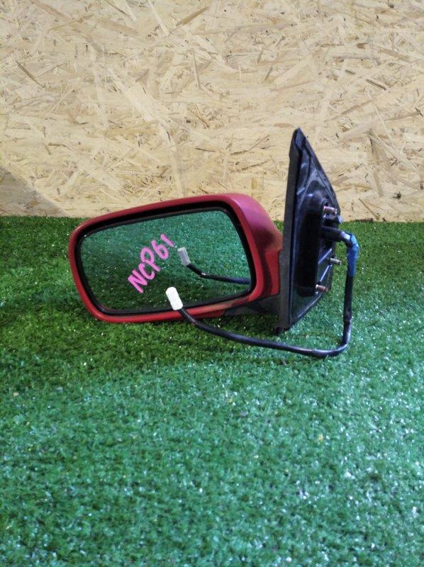 Зеркало Toyota Ist NCP61 переднее левое (б/у)