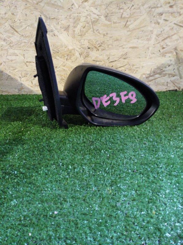 Зеркало Mazda Demio DE3FS переднее правое (б/у)