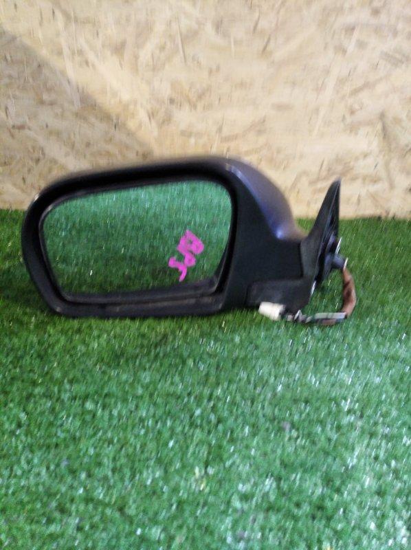 Зеркало Subaru Legacy BP5 переднее левое (б/у)