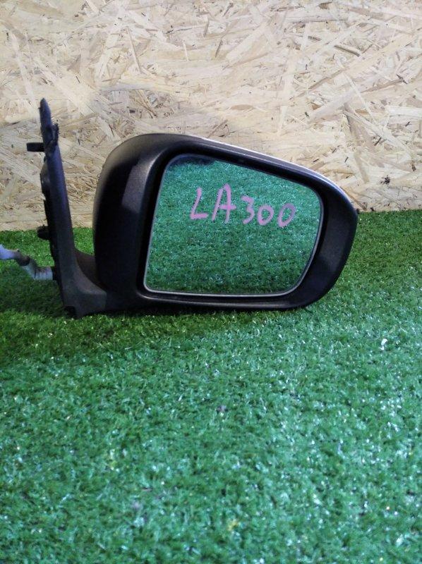 Зеркало Daihatsu Mira LA300S переднее правое (б/у)