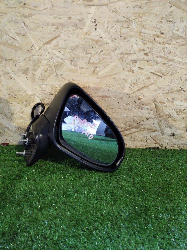 Зеркало Toyota Spade NCP140 переднее правое (б/у)