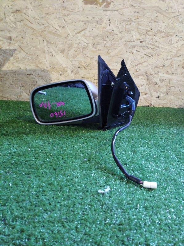 Зеркало Toyota Ist NCP60 переднее левое (б/у)
