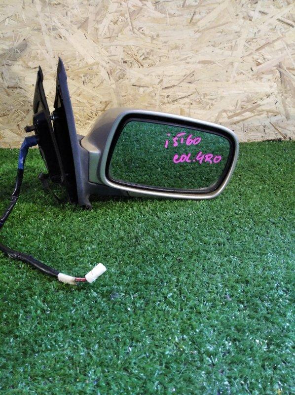 Зеркало Toyota Ist NCP60 переднее правое (б/у)