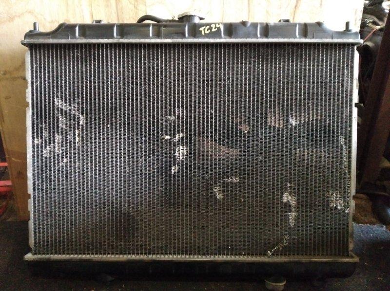 Радиатор охлаждения Nissan Serena TC24 QR20 (б/у)