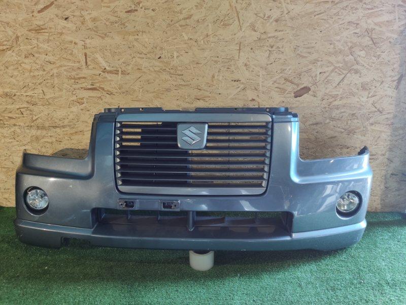 Бампер Suzuki Solio MA34S передний (б/у)