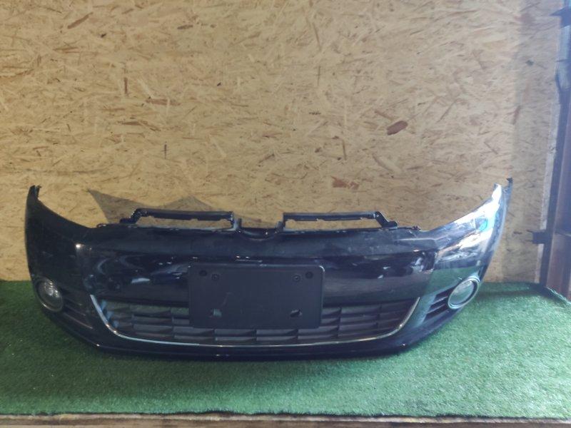 Бампер Volkswagen Golf 5K1 передний (б/у)