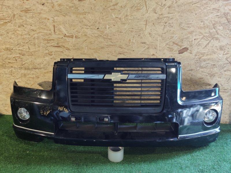 Бампер Suzuki Chevrolet Mw ME34S передний (б/у)