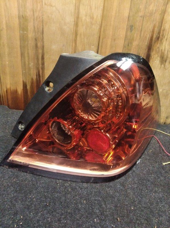 Стоп-сигнал Honda Odyssey RB1 задний правый (б/у)