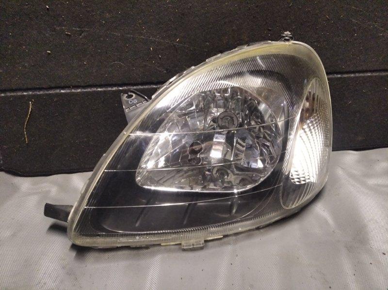 Фара Toyota Vitz NCP10 передняя левая (б/у)