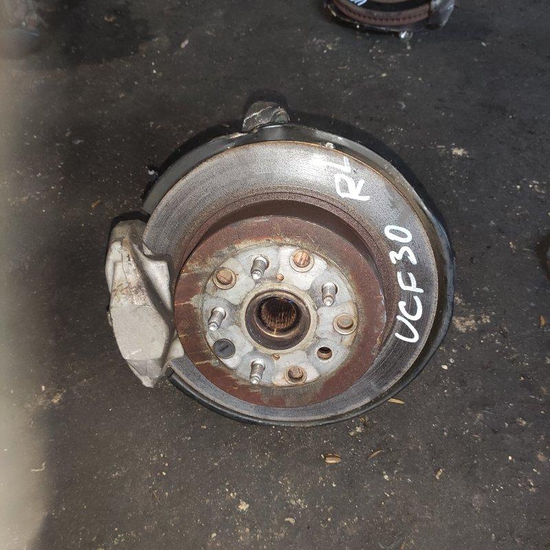 Ступица Toyota Celsior UCF30 3UZ задняя левая (б/у)