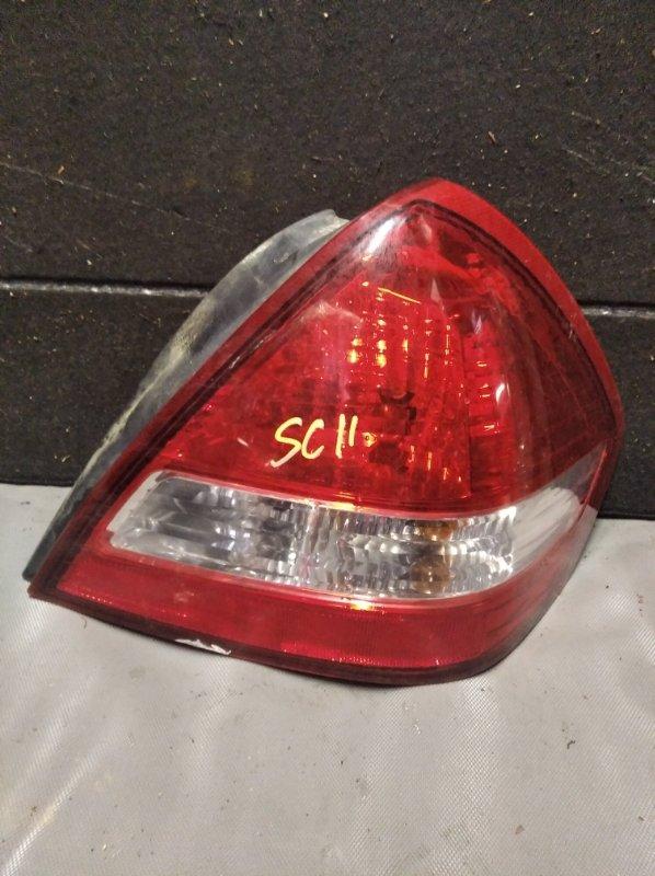 Стоп-сигнал Nissan Tiida Latio SC11 задний правый (б/у)