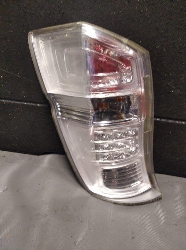 Стоп-сигнал Honda Stepwagon RK5 задний левый (б/у)