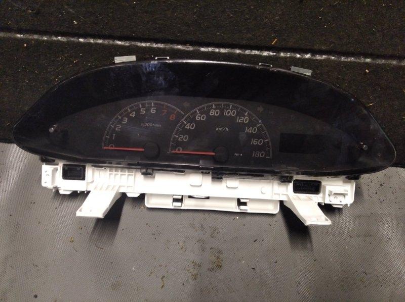 Спидометр Toyota Vitz SCP90 2SZ (б/у)