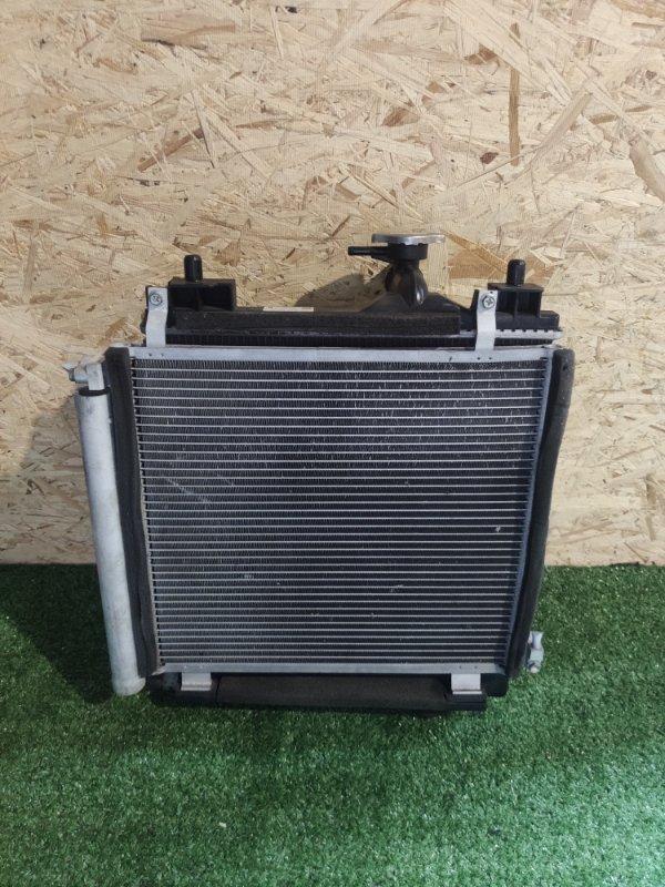 Радиатор охлаждения Suzuki Spacia MK32S (б/у)