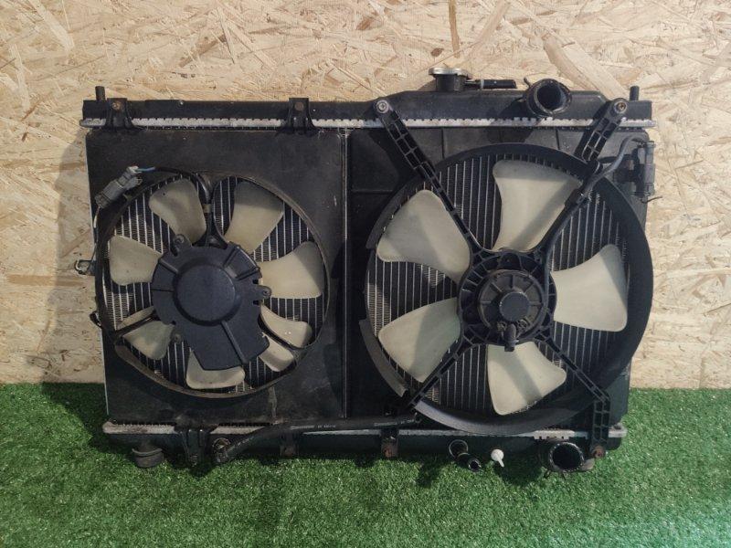 Радиатор охлаждения Honda Stepwagon RF1 B20B (б/у)