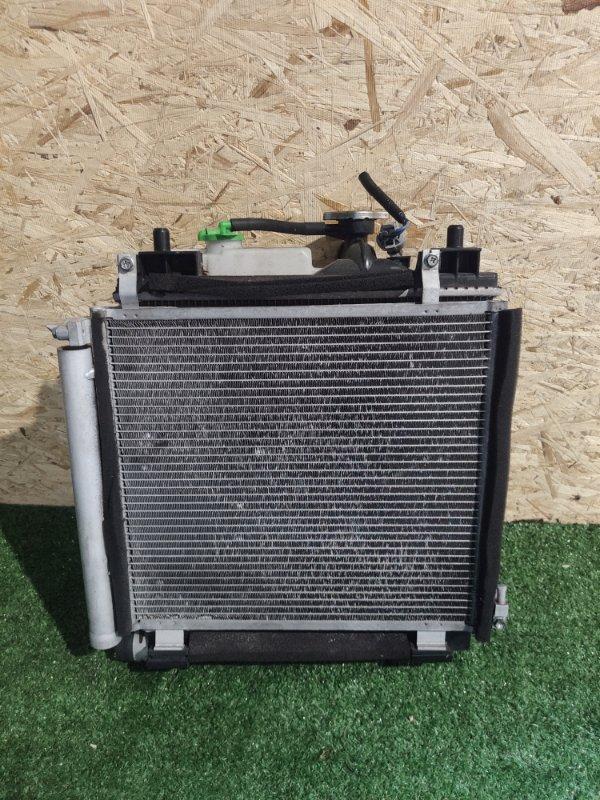 Радиатор охлаждения Suzuki Spacia MK42S R06A (б/у)
