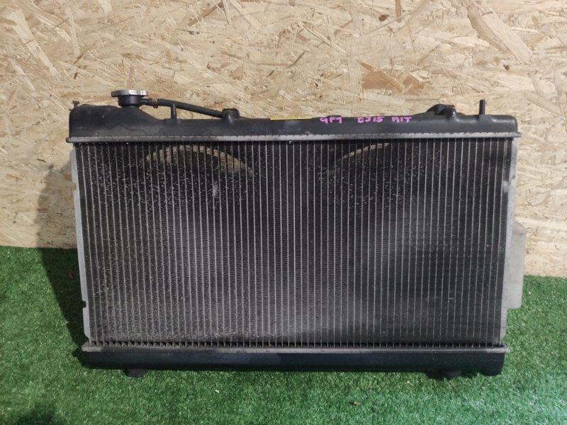 Радиатор охлаждения Subaru Impreza GF1 EJ15 (б/у)