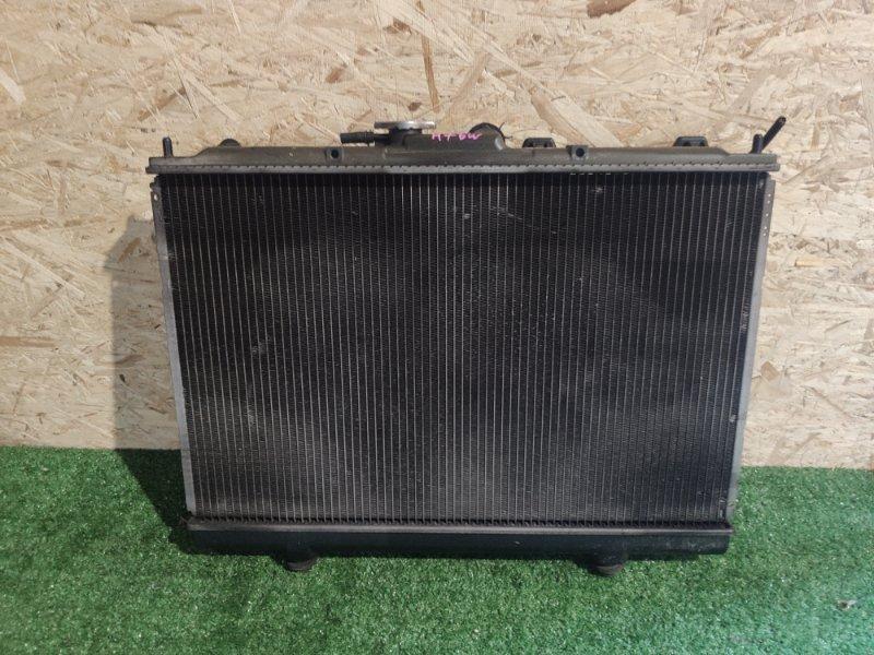 Радиатор охлаждения Mitsubishi Pajero Io H76W 4G93 (б/у)