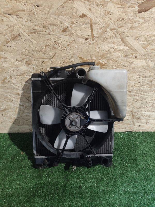 Радиатор охлаждения Honda Hrv GH3 D16A (б/у)
