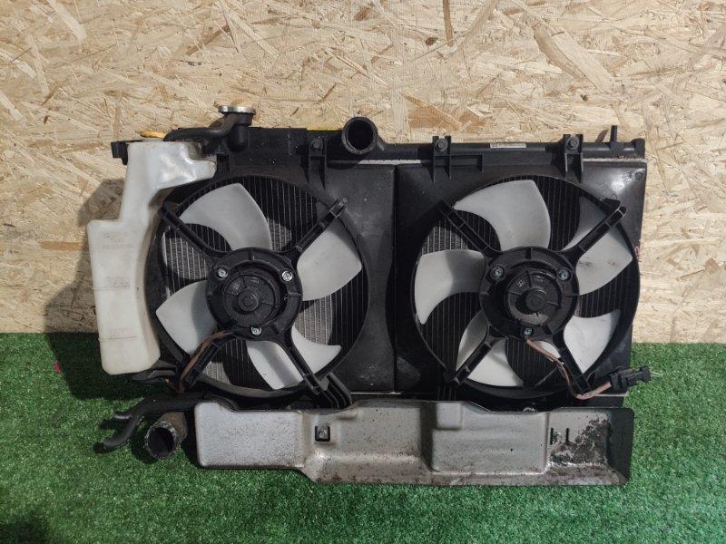 Радиатор охлаждения Subaru Impreza GH2 (б/у)