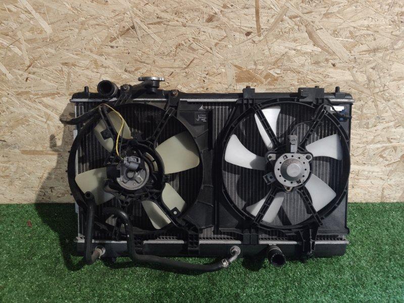 Радиатор охлаждения Mazda Premacy CP8W FP (б/у)