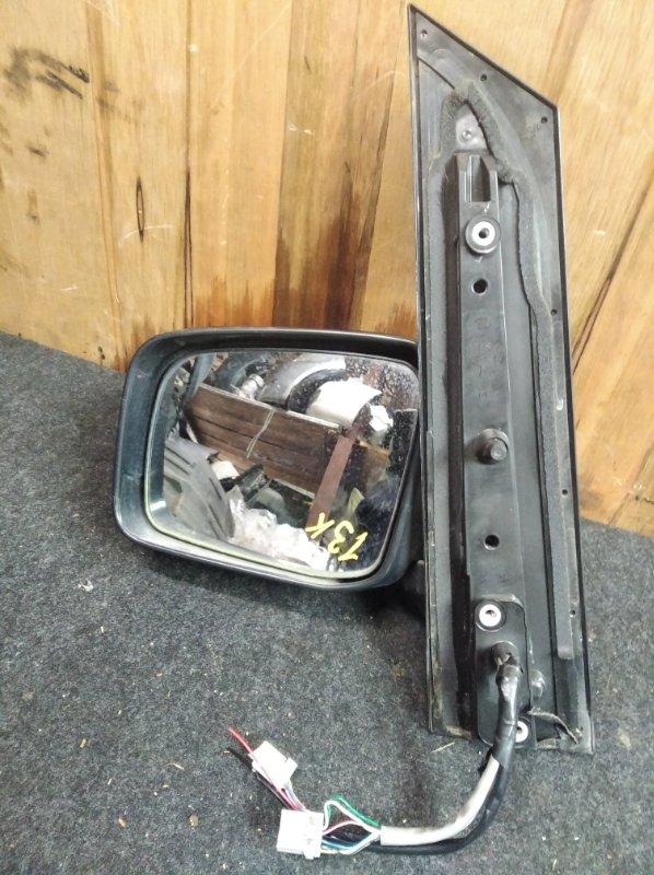 Зеркало Nissan Serena CC25 переднее левое (б/у)