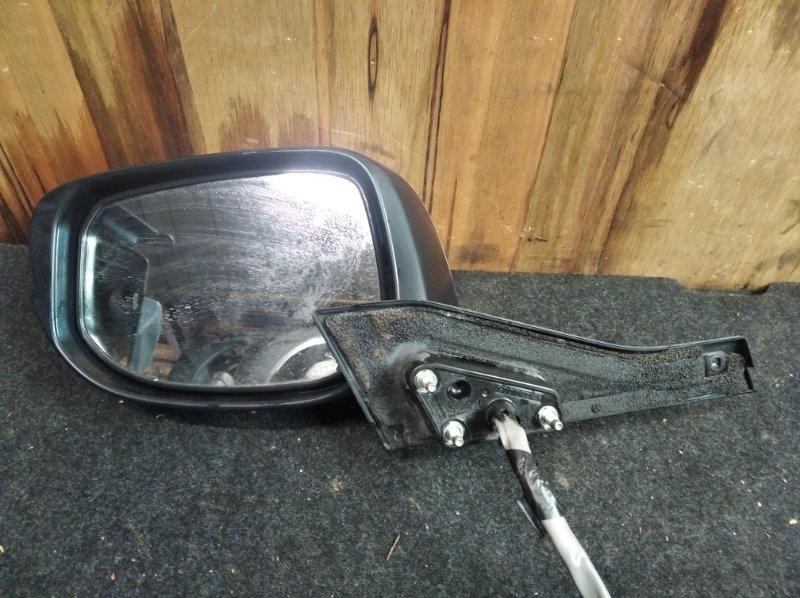 Зеркало Honda Insight ZE2 переднее левое (б/у)
