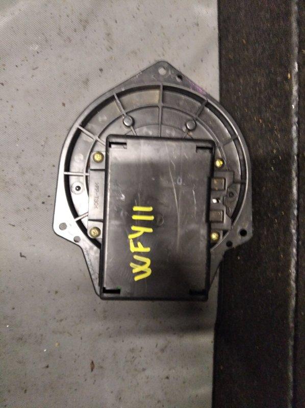 Мотор печки Nissan Wingroad WFY11 (б/у)