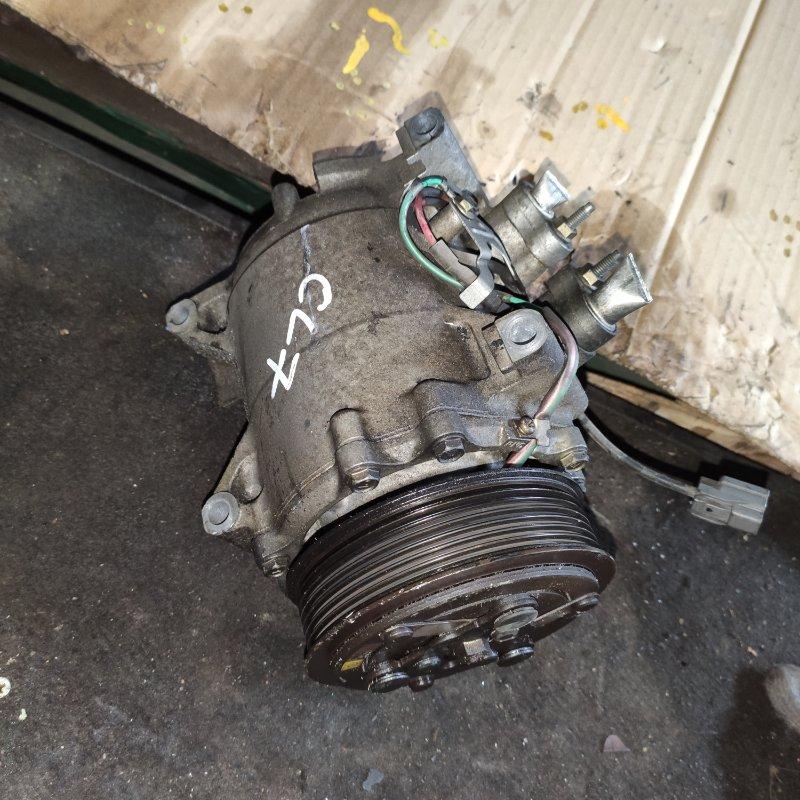 Компрессор кондиционера Honda Accord CL7 K24A (б/у)