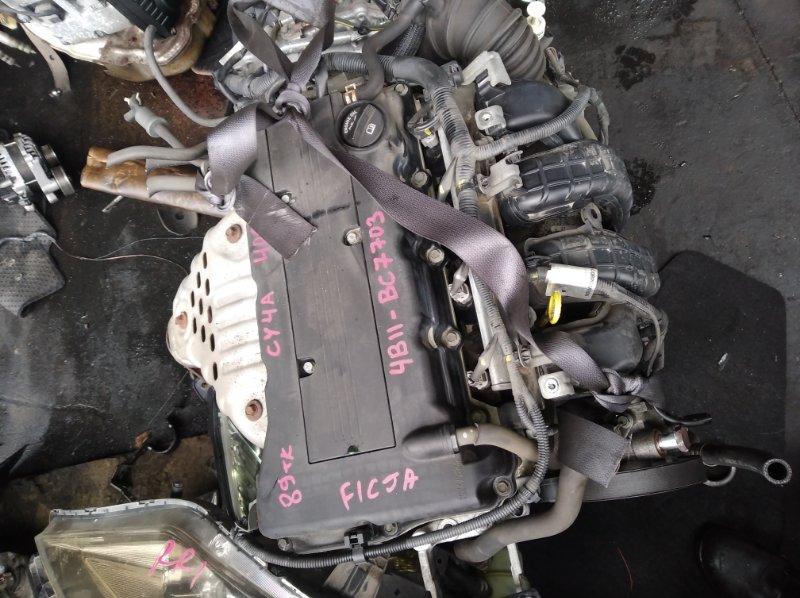 Двигатель Mitsubishi Galant Fortis CY4A 4B11 (б/у)