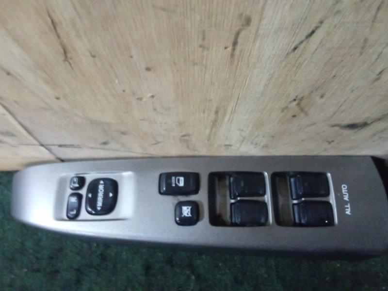 Блок управления стеклами Toyota Prius NHW20 1NZ передний правый (б/у)