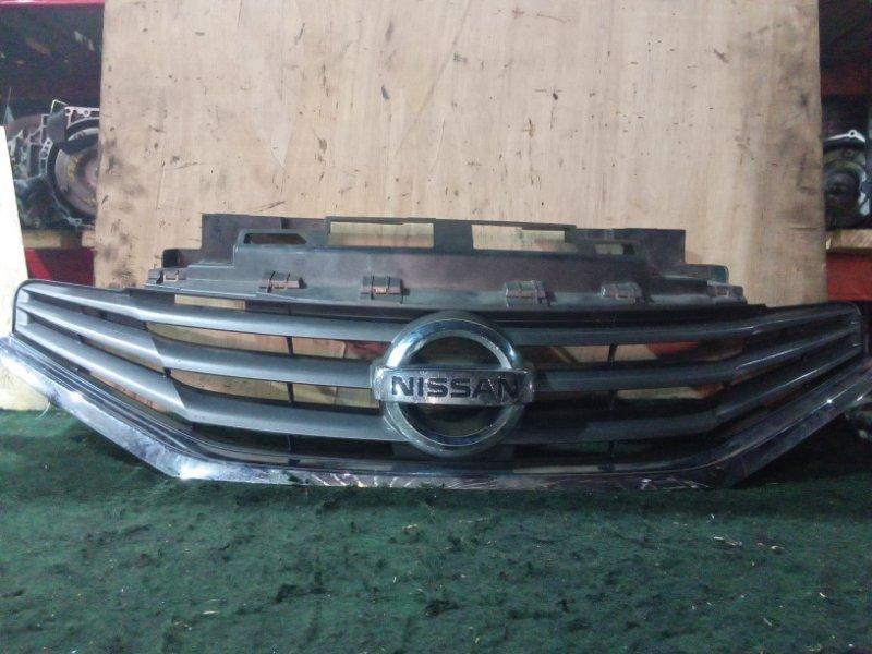 Решетка радиатора Nissan Note E12 HR12 (б/у)