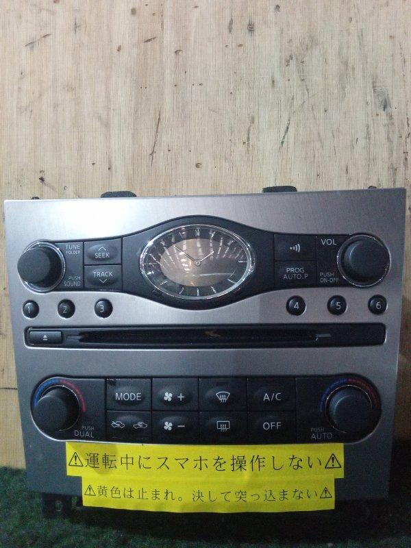 Климат-контроль Nissan Skyline V36 (б/у)