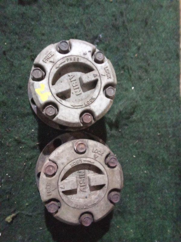 Lock Suzuki Jimny JB23W передний (б/у)