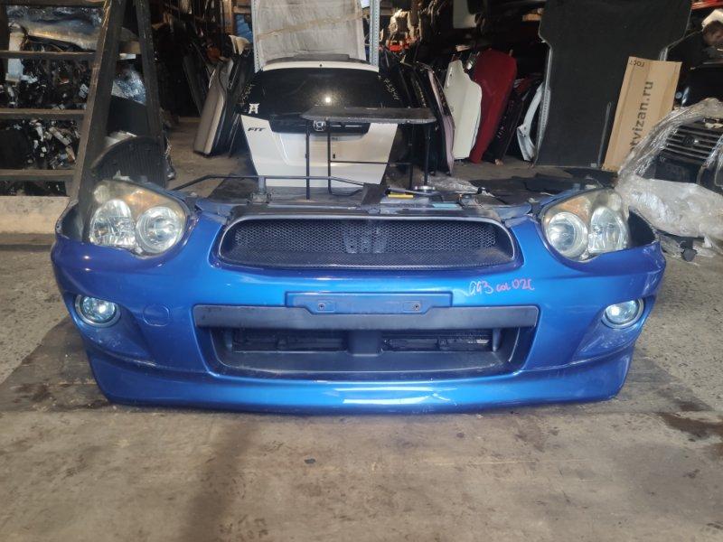 Nose cut Subaru Impreza GG3 (б/у)