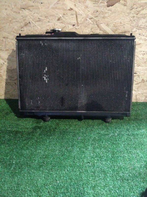 Радиатор охлаждения Honda Odyssey RA4 F23A (б/у)