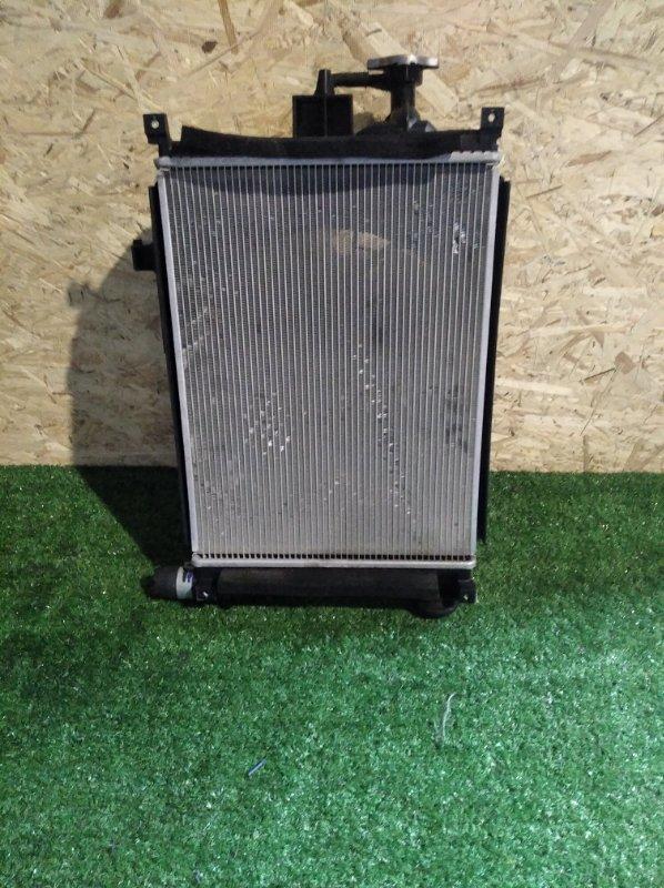 Радиатор охлаждения Suzuki Alto HA36S (б/у)