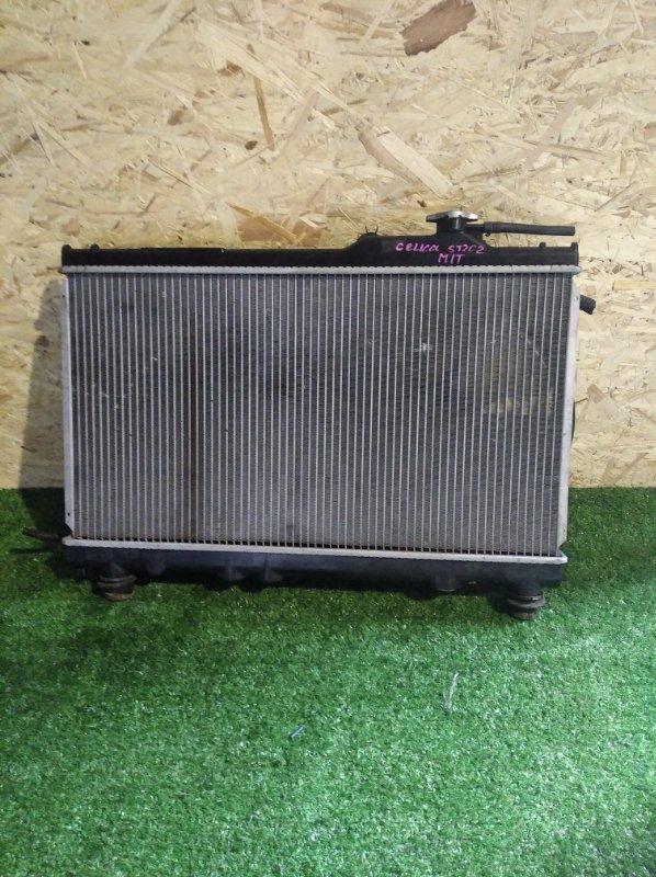 Радиатор охлаждения Toyota Celica ST202 (б/у)