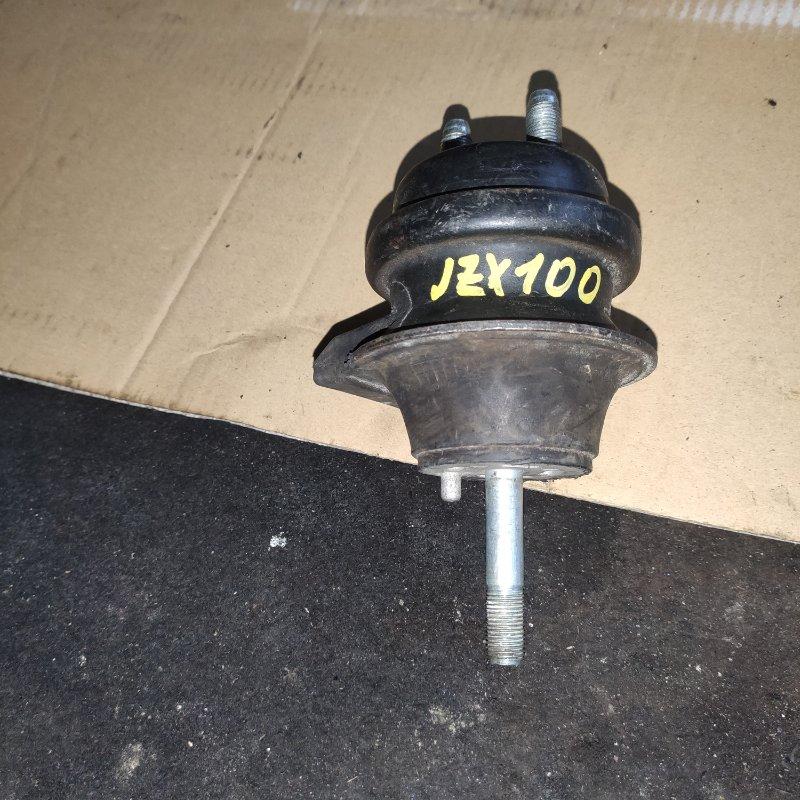 Подушка двс Toyota Mark Ii JZX100 1JZ (б/у)