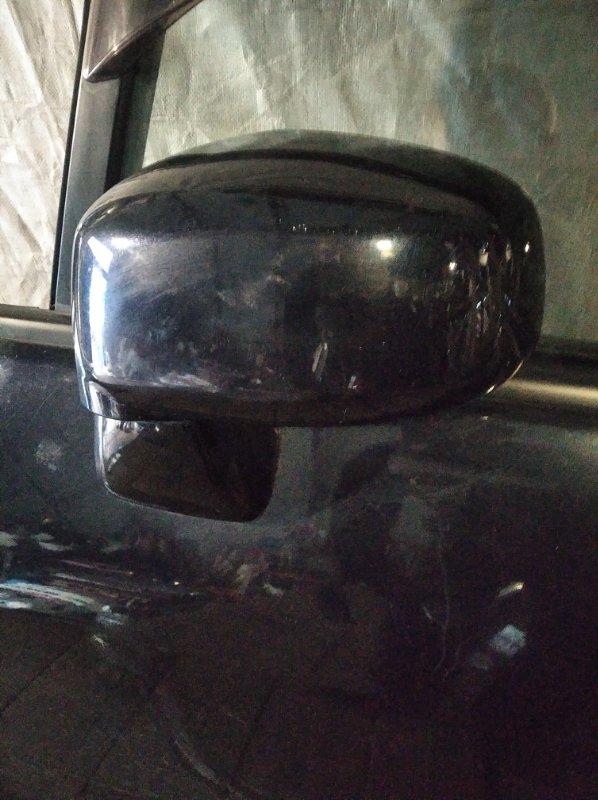 Зеркало Nissan Tiida C11 переднее левое (б/у)