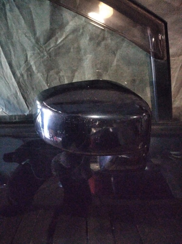 Зеркало Nissan Tiida C11 переднее правое (б/у)