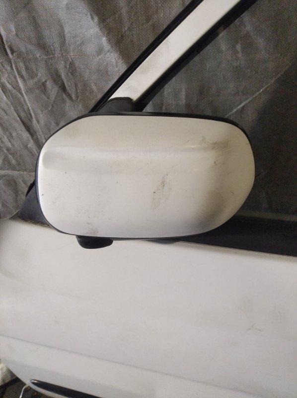Зеркало Mazda Demio DW3W переднее левое (б/у)