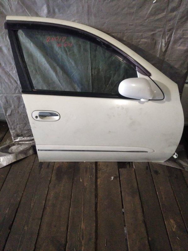 Дверь Nissan Bluebird Sylphy QNG10 передняя правая (б/у)