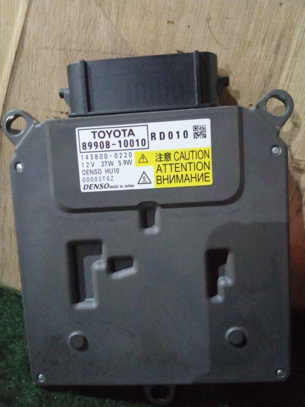 Блок ксенона Toyota C-Hr ZYX10 правый (б/у)