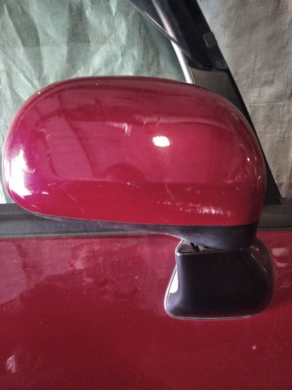 Зеркало Mitsubishi Colt Z27A переднее правое (б/у)