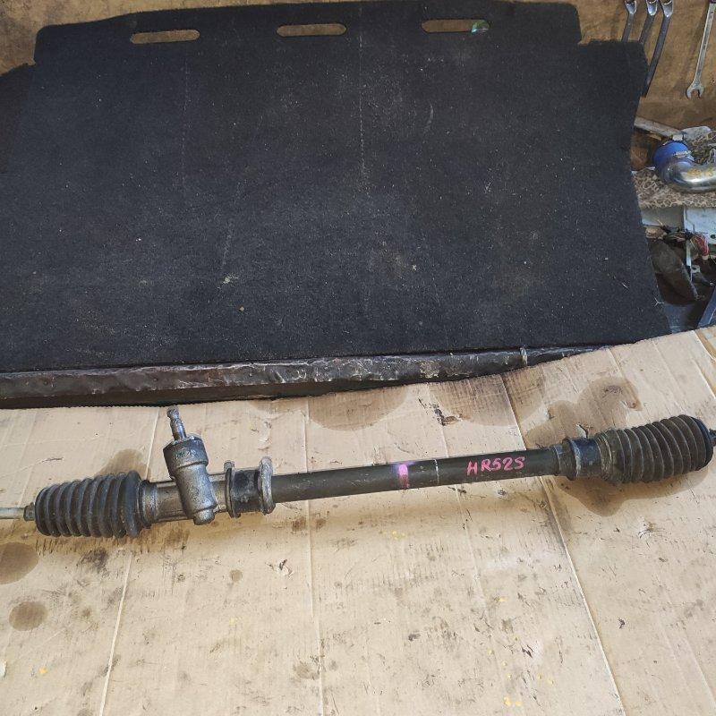Рулевая рейка Suzuki Chevrolet Cruze HR52S M13A (б/у)