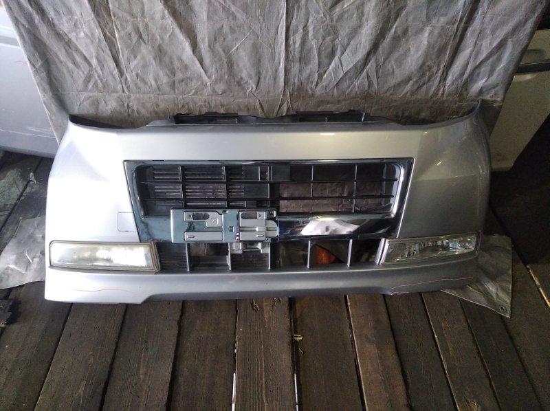 Бампер Daihatsu Tanto L375S передний (б/у)