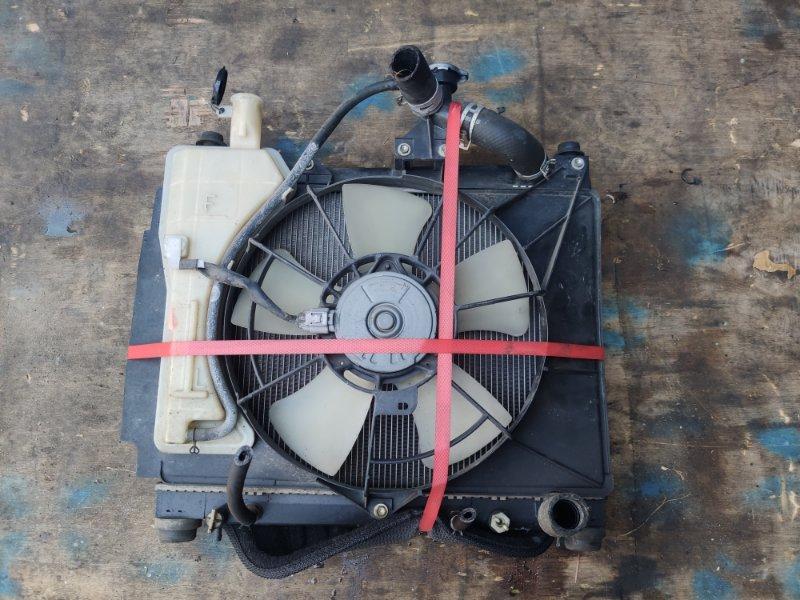 Радиатор Toyota Porte NNP10 (б/у)